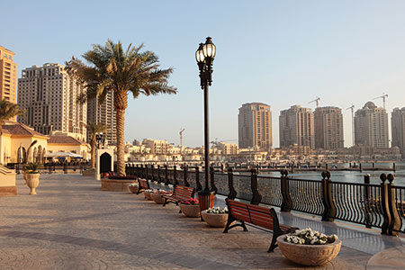 Could Doha Be The Next Dubai Living And Working In The