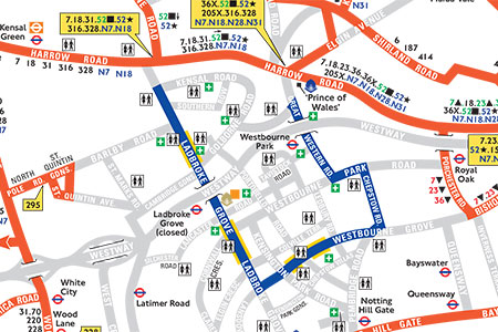 Carnival Map – Cape Town Carnival