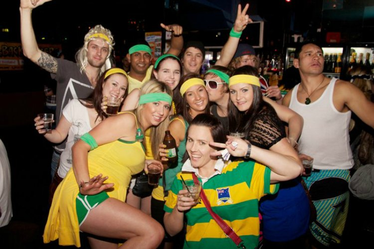Home Even Away The Best Australia Day Parties In London