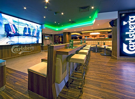 one fire casino sports bar