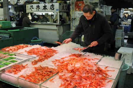 The world 39 s best food markets tnt magazine tnt magazine for Wholesale fish market los angeles