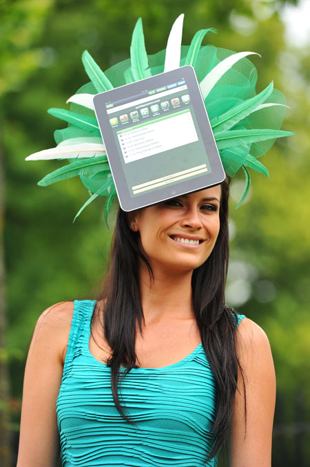 Best Royal Ascot Hats 2011 TNT Magazine