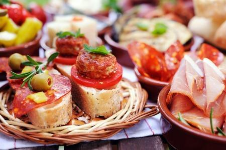 tapas food spain cheese spanish bar drinks drink feta recipes grill greek pizza substitutes azul rhapsody global meat restaurant deal