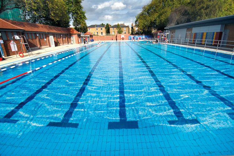Swim Fit Classes At London Fields Lido Tnt Magazine