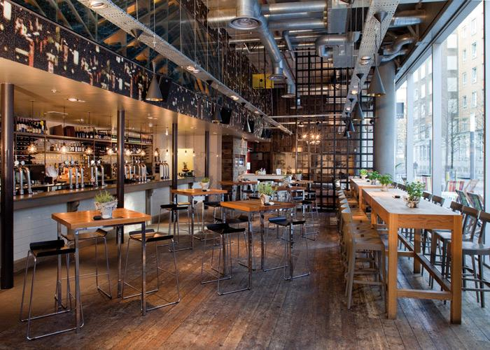Dollar grills and martinis bar review farringdon london