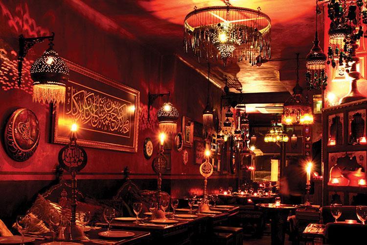 Upper Street Restaurants