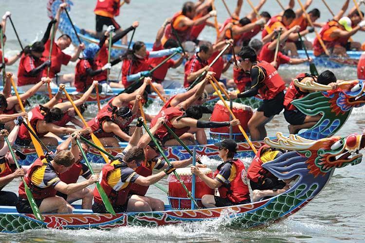 Travel Diary Dragon Boat Festival In Taiwan June 6