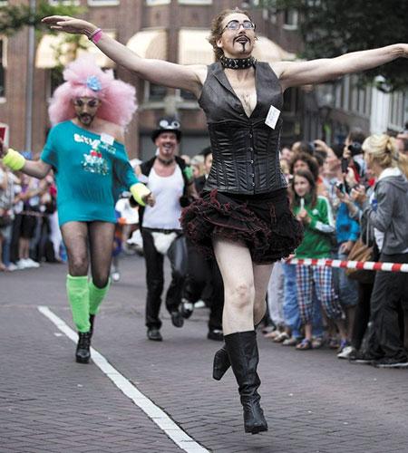 Bildresultat för drag queen heels