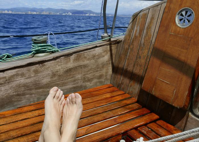 Naked Sailing 26